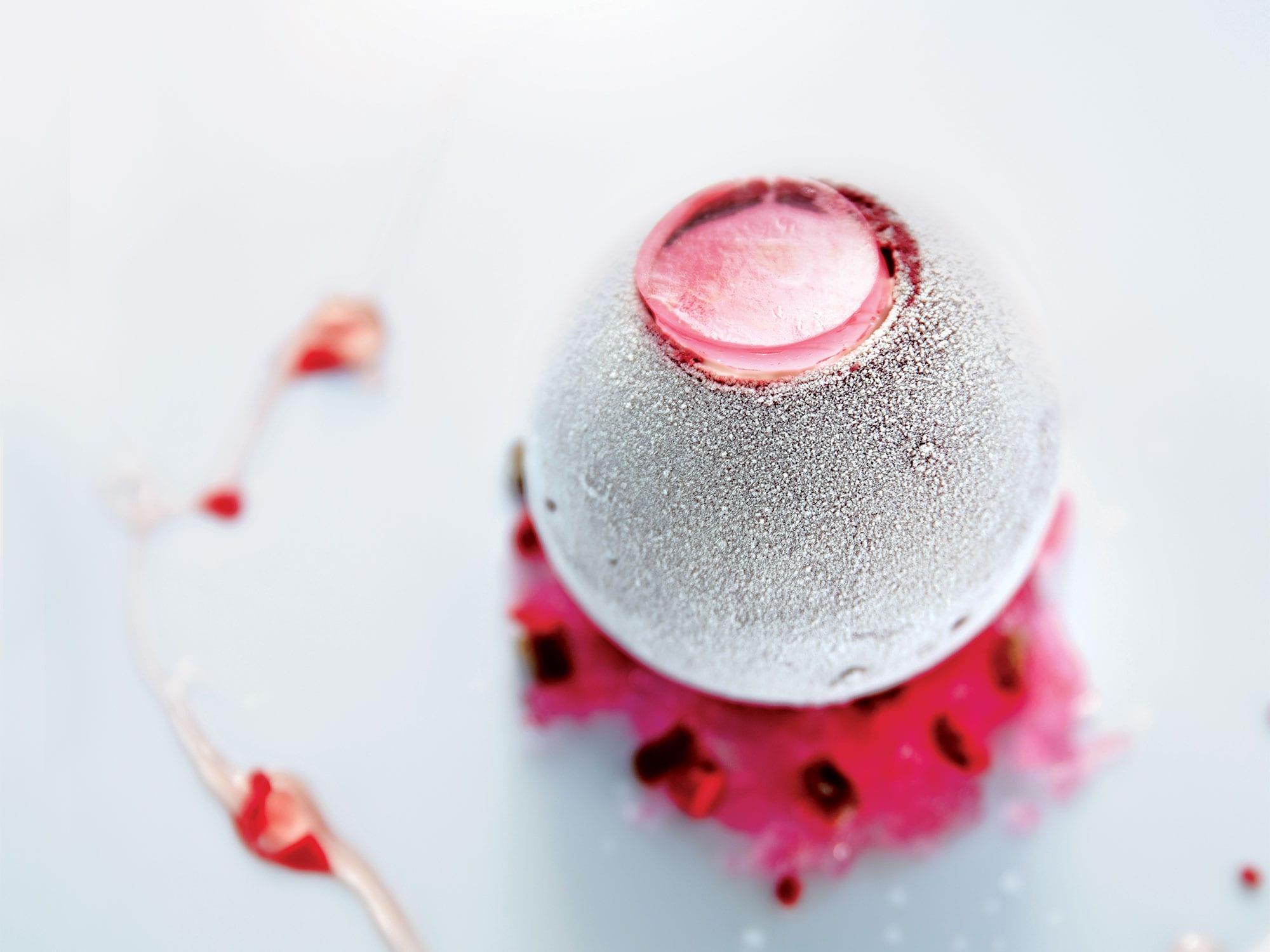 Bomb-cake