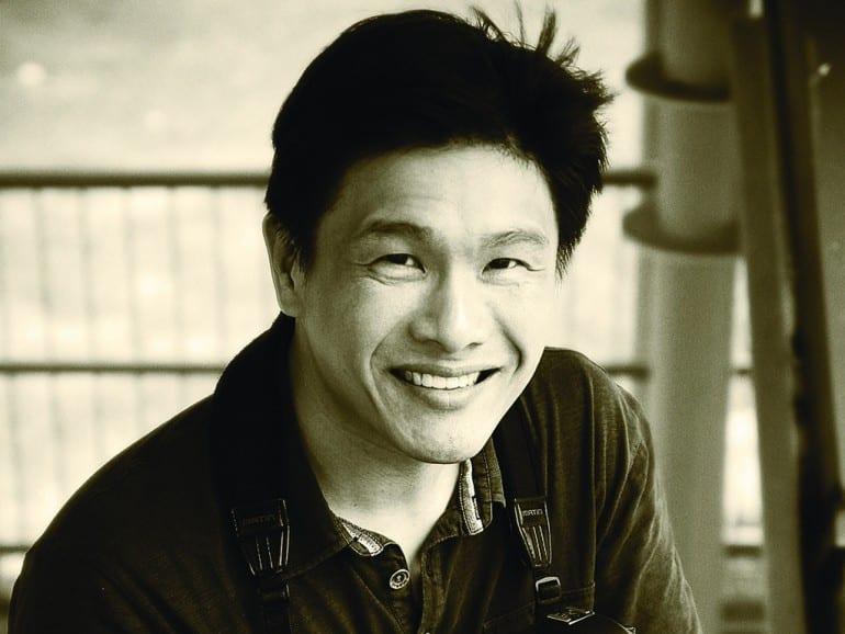 Leslie Tay Portrait