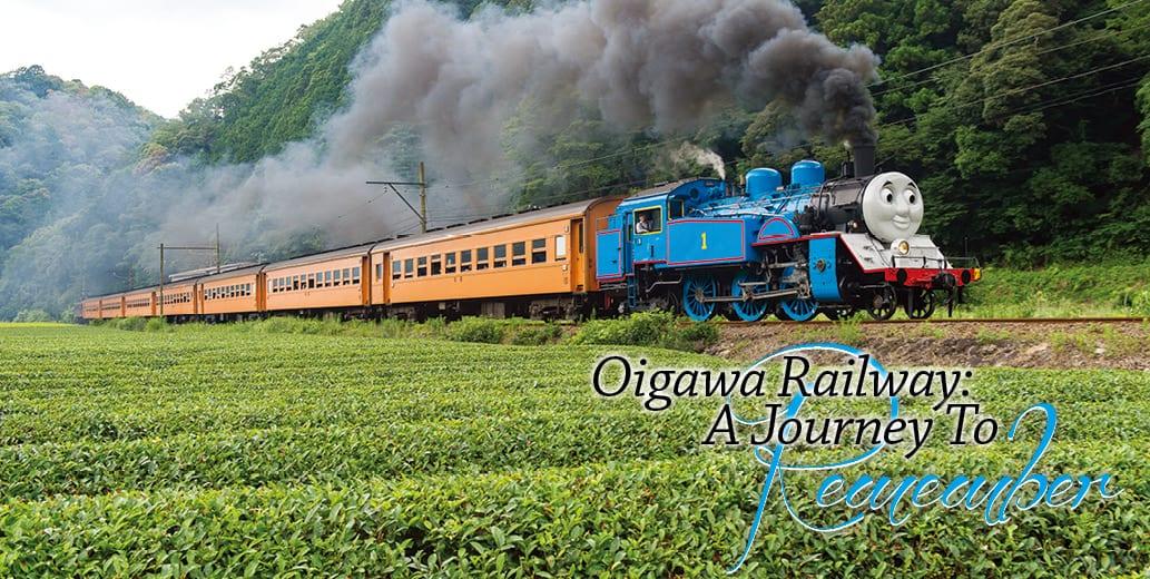 Oigawa Railway: A Journey To Remember