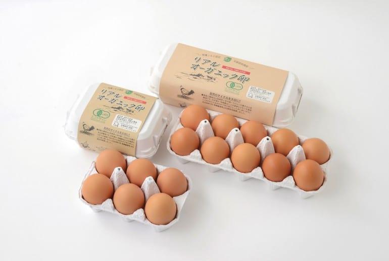 リアルオーガニック卵-(3)