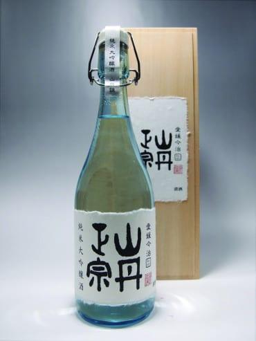 山丹政宗(特徴的なボトル)