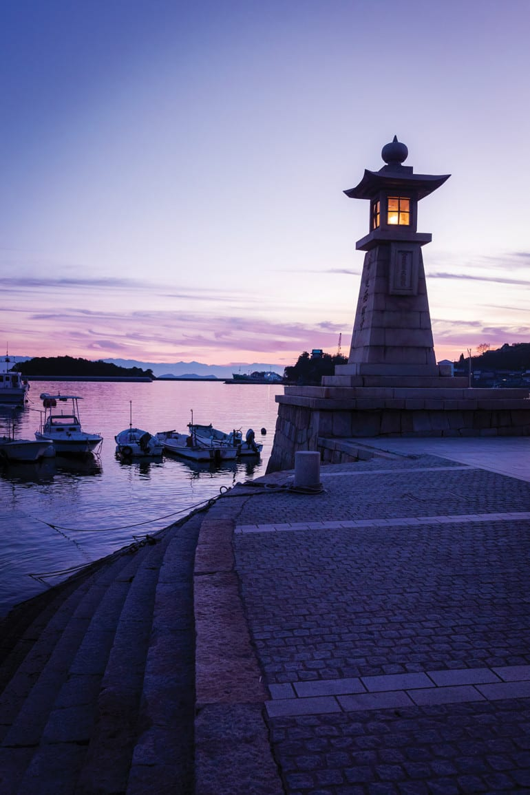 Twilight at Joyato