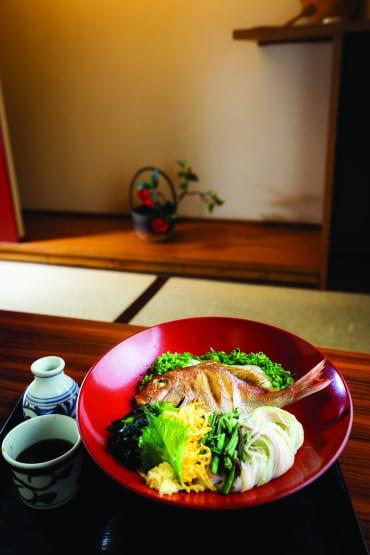 Tai Somen at Goshiki