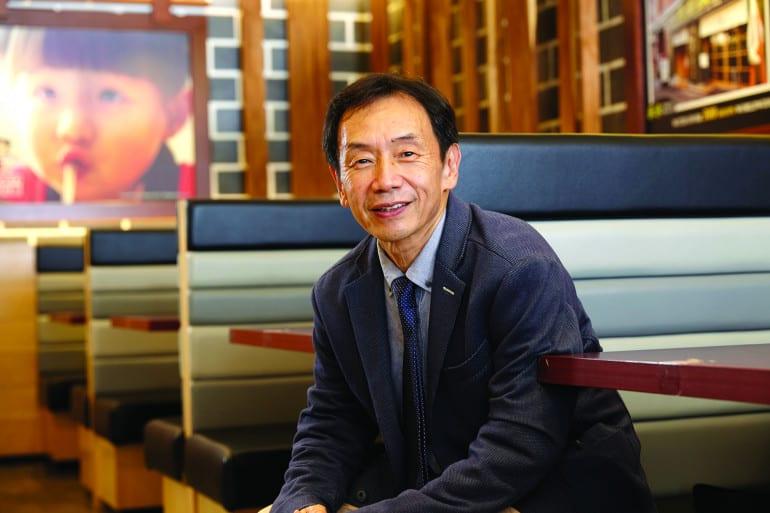Mr Takahashi Kenichi