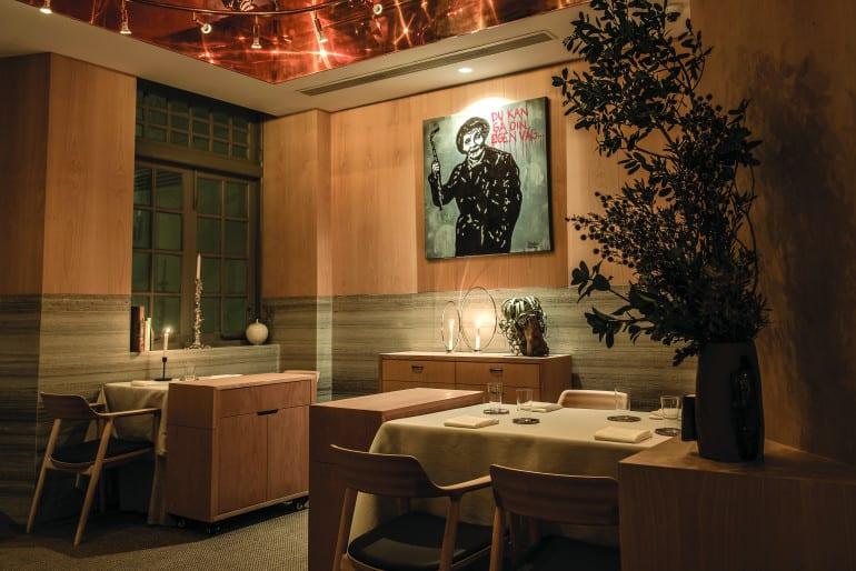 Zén - Interior - Dining Room 2